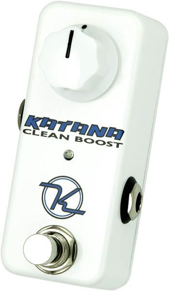 Keeley Electronics 《キーリー》 Katana Boost Mini【今がチャンス!還元セール実施中!!】