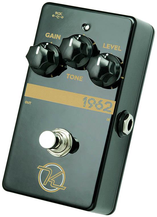 Keeley Electronics 《キーリー》 1962 Overdrive