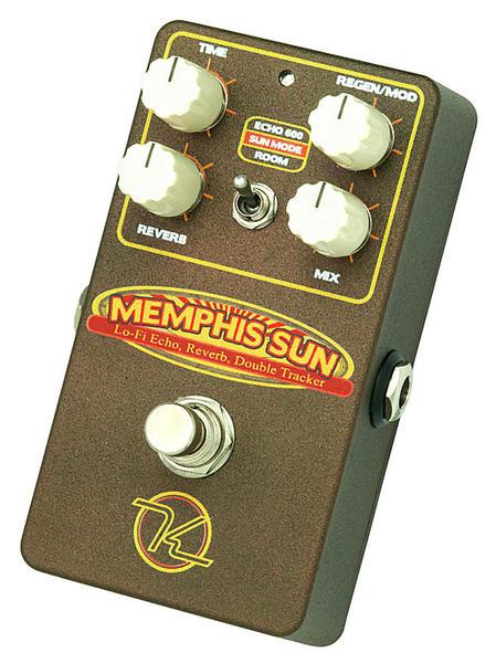 Keeley Electronics 《キーリー》 Memphis Sun【きたぞ円高!還元セール実施中!!】【青Tプレゼント】