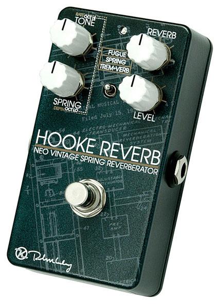 Keeley Electronics 《キーリー》 Hooke Reverb 【きたぞ円高!還元セール実施中!!】