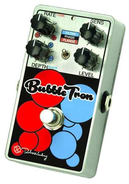 Keeley Electronics 《キーリー》 Bubble Tron 【きたぞ円高!還元セール実施中!!】