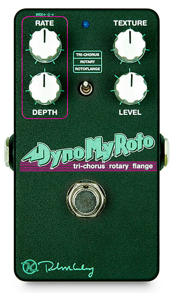 Keeley Electronics 《キーリー》 Dyno My Roto 【今がチャンス!円高還元セール!】