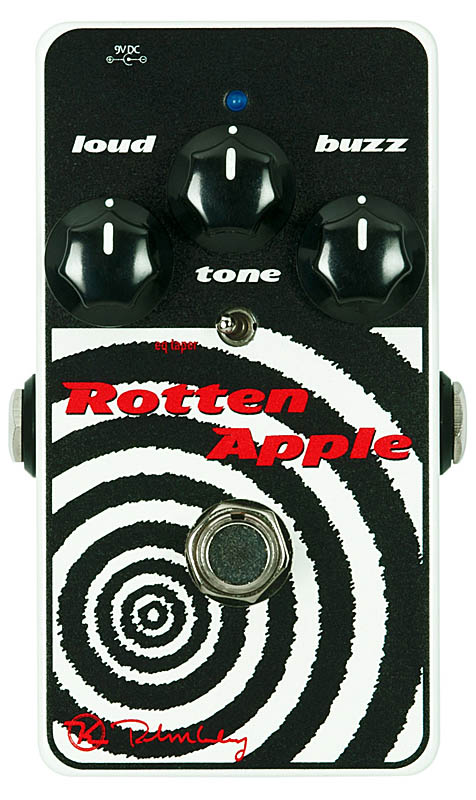 Keeley Electronics 《キーリー》 Rotten Apple OpAmp Fuzz 【生産完了特価】