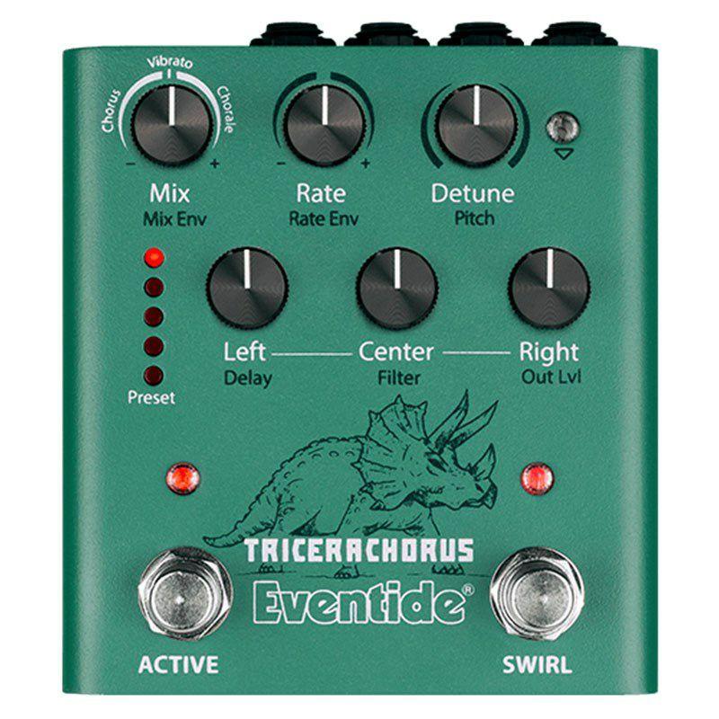 リンク:TriceraChorus Pedal