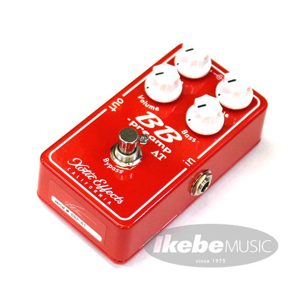 Xotic 《エキゾチック》 BB-Preamp Andy Timmons Edition [BBP-AT]