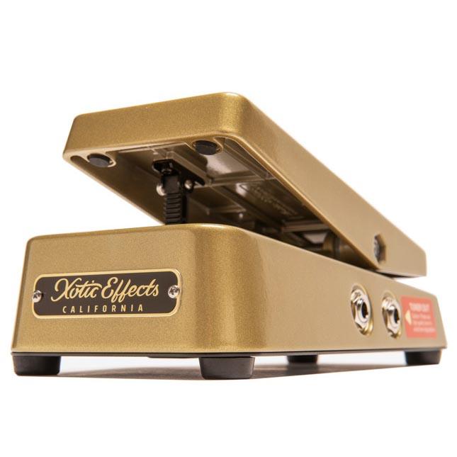 Xotic 《エキゾチック》 XVP-250K (Gold Case) [High Impedance Volume Pedal]