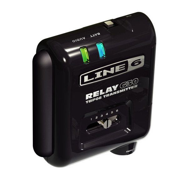 LINE6 《ラインシックス》 TBP06 (G30用デジタル・ワイヤレス・トランスミッター)