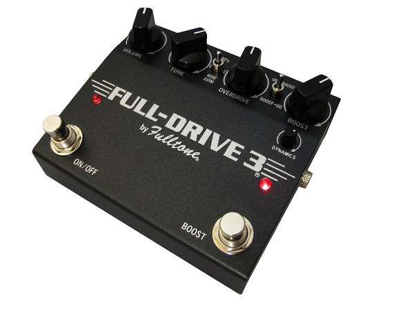 Fulltone FULL-DRIVE3 [Black]