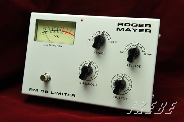 Roger Mayer 《ロジャー・メイヤー》 RM 58 LIMITER