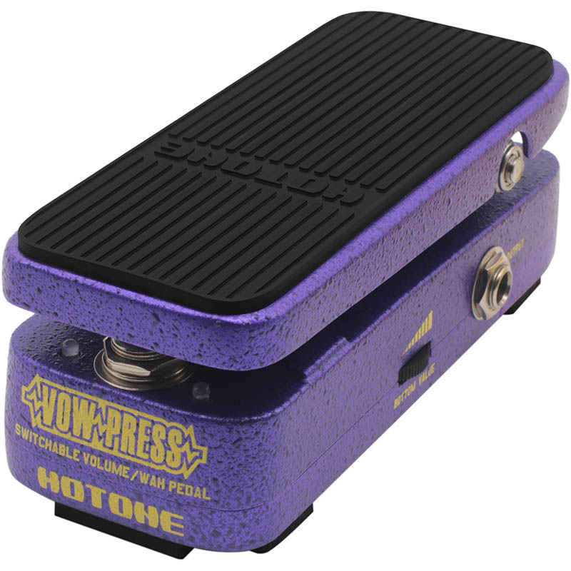HOTONE VOW PRESS [Volume & WAH Pedal]