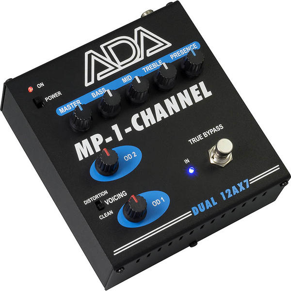 A/DA MP-1 Channel [ギター・プリアンプ]