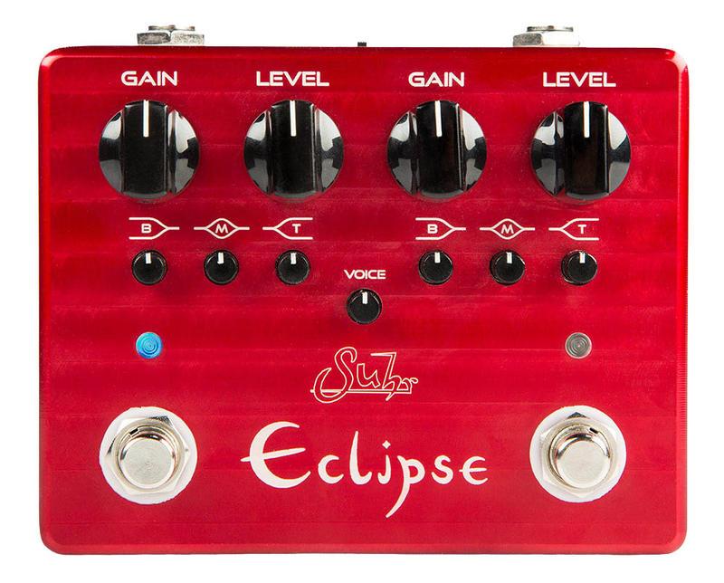 Suhr Amps Eclipse