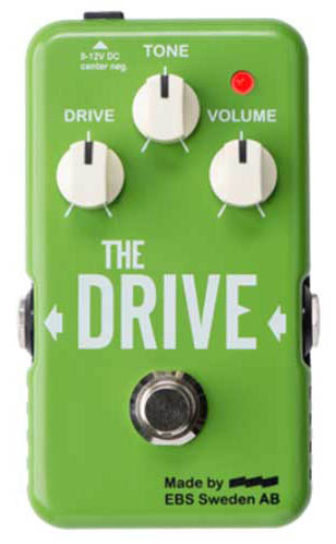 EBS The Drive [Boost/Overdrive]
