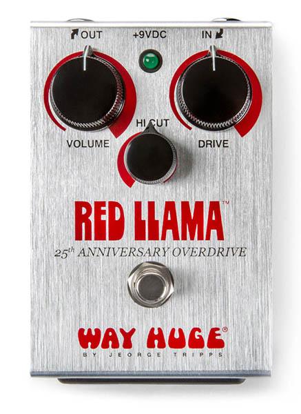 WAYHUGE 《ウェイヒュージ》WHE206 RED LLAMA 25TH ANNIV