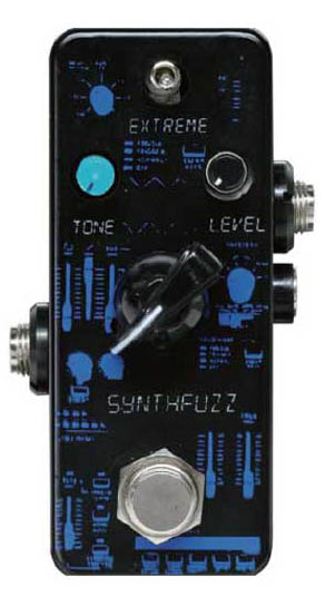 F-Pedals SYNTHFONIA