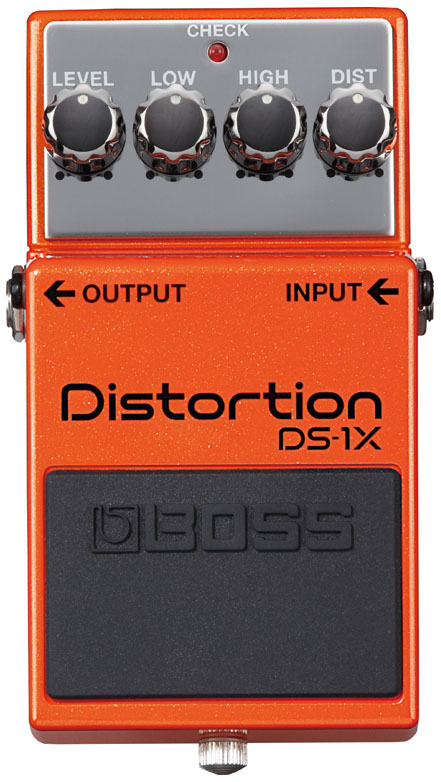 BOSS 《ボス》 DS-1X [Distortion] 【期間限定★送料無料】 【ef_p5】【IKEBE×BOSSオリジナルデザインピックケースプレゼント】