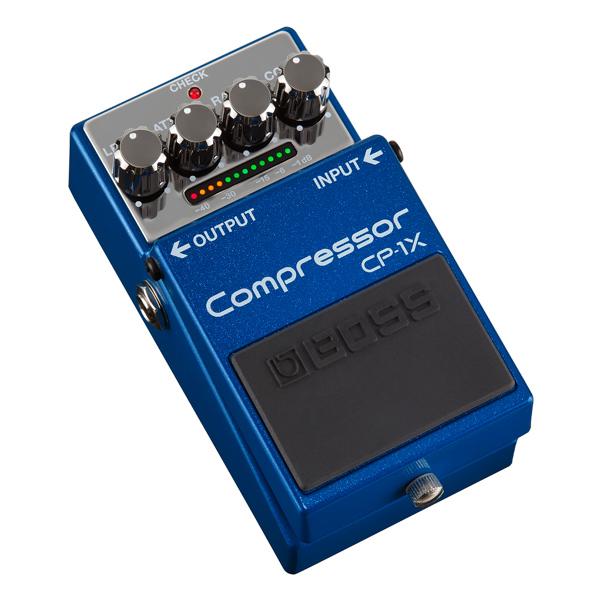 BOSS 《ボス》 CP-1X (Compressor)【期間限定★送料無料】【IKEBE×BOSSオリジナルデザイン缶クージープレゼント】【ef_p5】