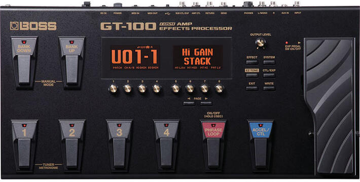 BOSS 《ボス》 GT-100 ver.2 【あす楽対応】【ef_p10】