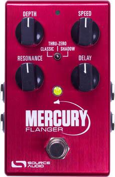 SOURCE AUDIO One Series Mercury Flanger