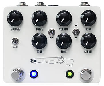 JHS PEDALS Double Barrel V4