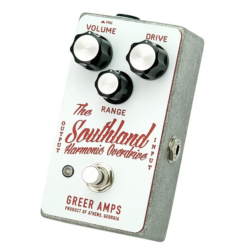 Greer Amps 《グリアー・アンプス》 Southland Harmonic Overdrive