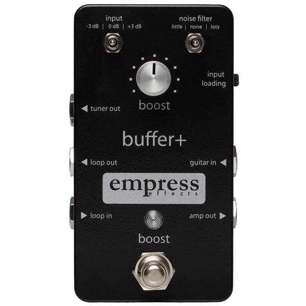 Empress Effects buffer+[Buffer/Booster/Noise reduction]
