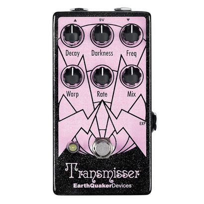 Earth Quaker Devices 《アースクエイカー デバイセス》 Transmisser Resonant Reverberations