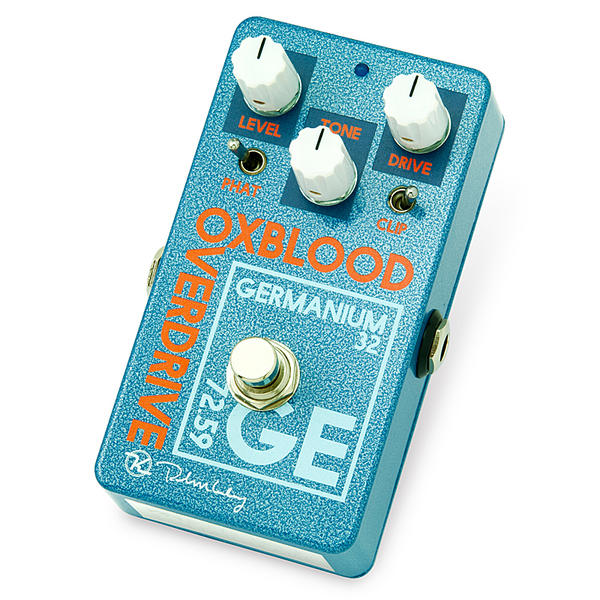 Keeley Electronics 《キーリー》 Oxblood Germanium Overdrive【今がチャンス!円高還元セール!】