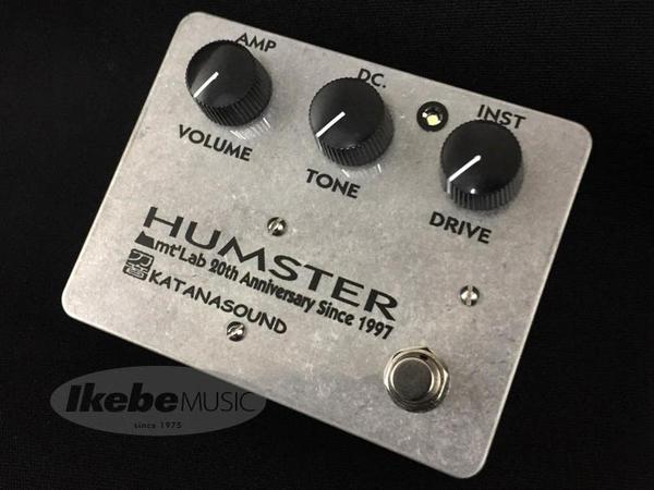 KATANASOUND 《カタナサウンド》 HUMSTER mt'Lab 20th Anniversary Limited Edition
