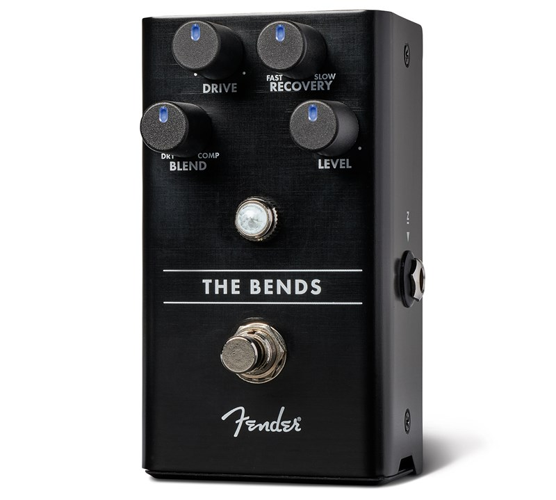 Fender《フェンダー》 The Bends Compressor Pedal [234531000]