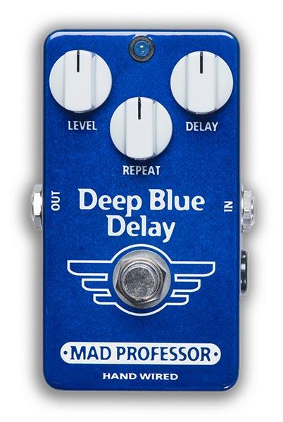 MAD PROFESSOR 《マッド・プロフェッサー》 Deep Blue Delay HW【特価】