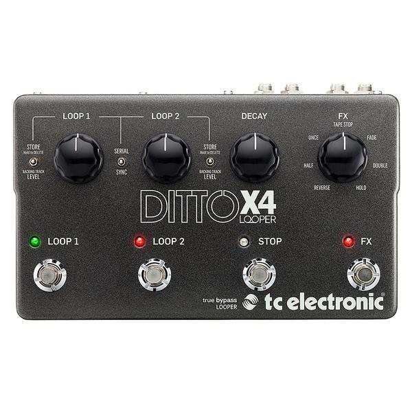 100%品質 TC Electronic 《TCエレクトロニック》 ※国内正規品 LOOPER DITTO Electronic X4 LOOPER ※国内正規品, fr-air株式会社:13b4bc9b --- portalitab2.dominiotemporario.com
