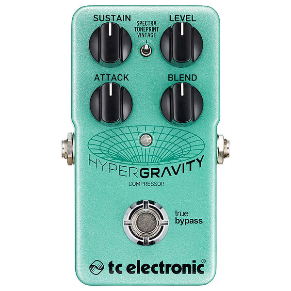 TC Electronic 《TCエレクトロニック》 HYPERGRAVITY COMPRESSOR ※国内正規品