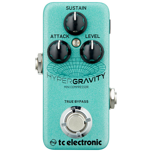 TC Electronic 《TCエレクトロニック》 HYPERGRAVITY MINI COMPRESSOR ※国内正規品