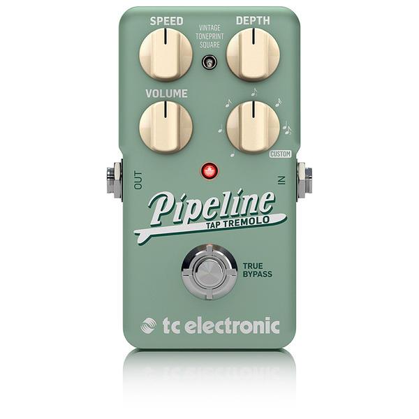 TC Electronic 《TCエレクトロニック》 PIPELINE TAP TREMOLO ※国内正規品