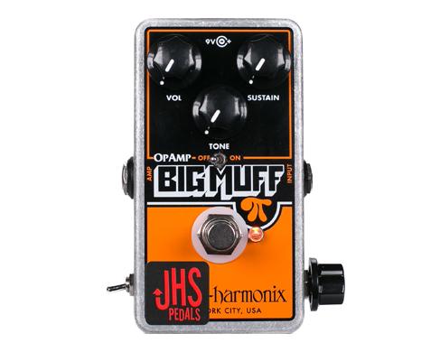 """JHS PEDALS《ジェイエイチペダル》EHX OP-Amp Big Muff """"Pumpkin Patch Mod"""""""