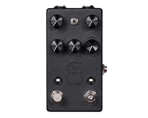 JHS PEDALS《ジェイエイチペダル》Lucky Cat Delay 【スポット生産品】