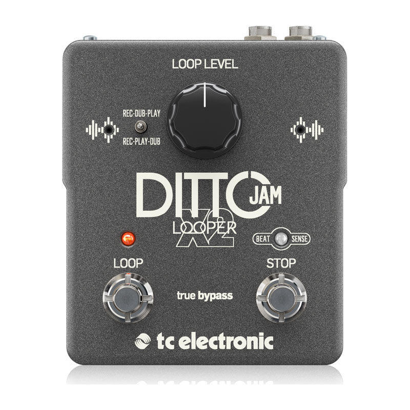 TC Electronic 《TCエレクトロニック》 DITTO JAM X2 LOOPER