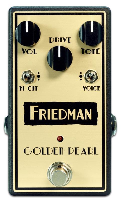 FRIEDMAN 《フリードマン》 GOLDEN-PEARL