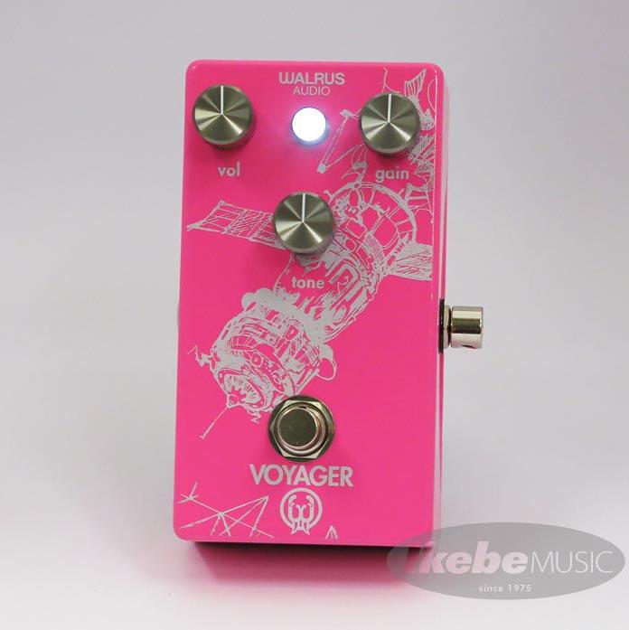 WALRUS AUDIO VOYAGER 【Ikebe Custom Pink】