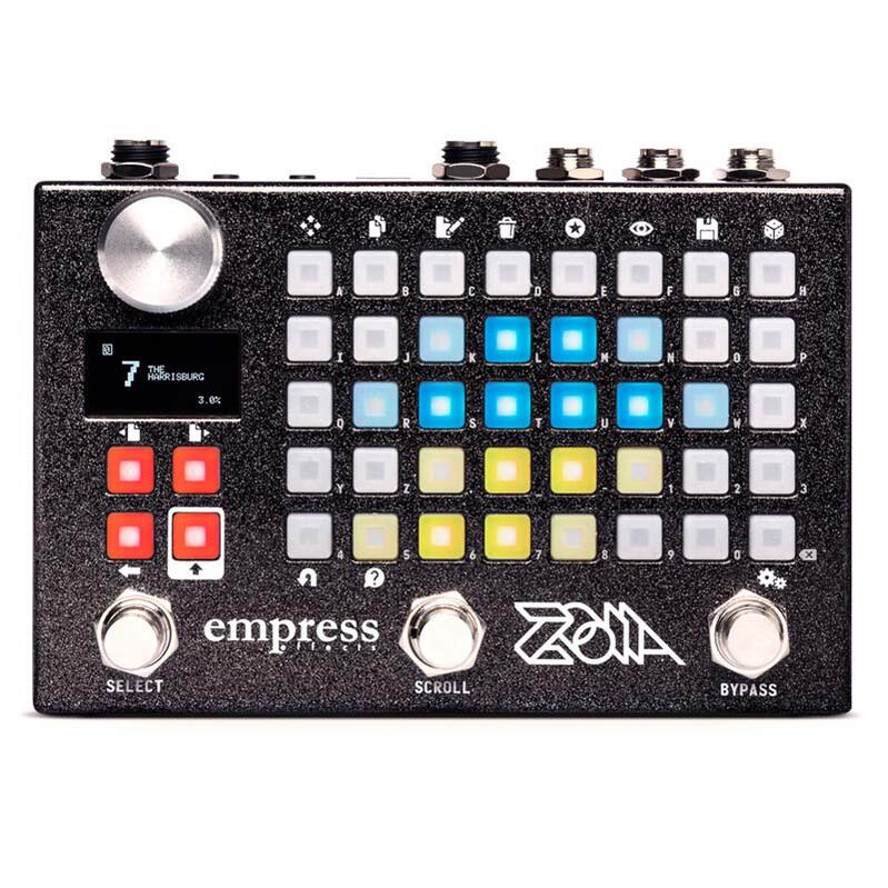 Empress Effects ZOIA [modular pedal system]