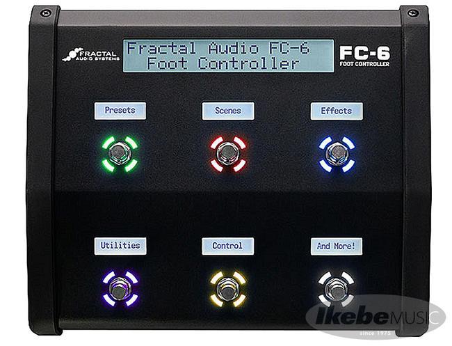 Fractal Audio Systems ( フラクタル ) FC-6 Foot Controller【あす楽対応】