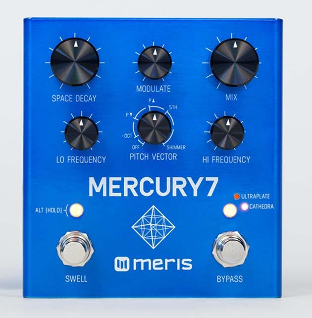 meris 《メリス》 MERCURY7 Reverb