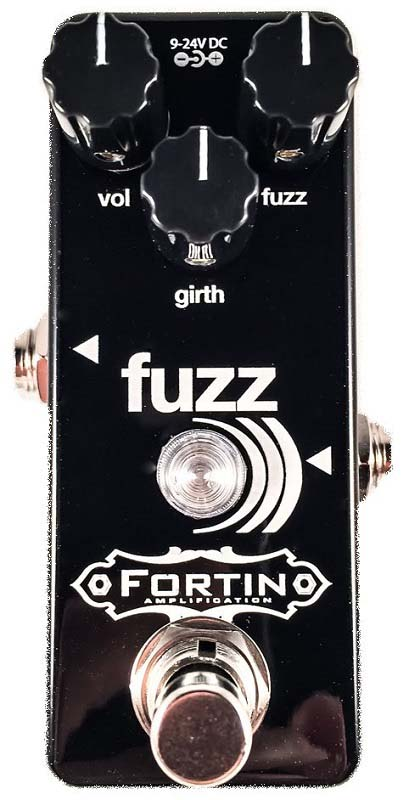 Fortin Amplification FUZZ )))
