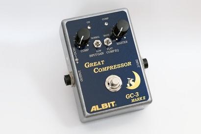 ALBIT 《アルビット》 GREAT COMPRESSOR GC-3 Mark II