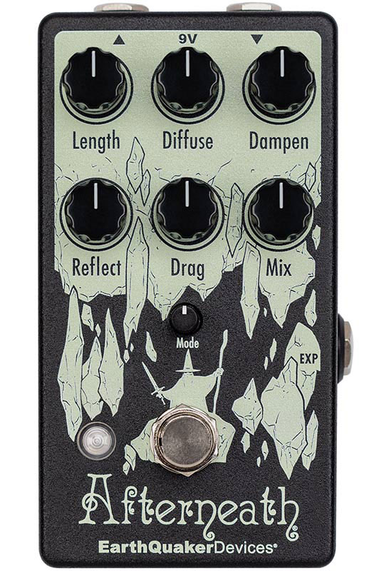 Earth Quaker Devices 《アースクエイカー デバイセス》 Afterneath V3