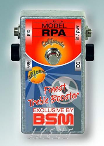 BSM RPA California 【ご予約商品】