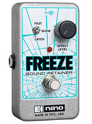 Electro Harmonix 《エレクトロ・ハーモニックス》 Freeze【期間限定新品特価!】
