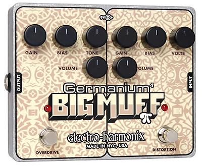 Electro Harmonix 《エレクトロ・ハーモニックス》 Germanium 4 Big Muff