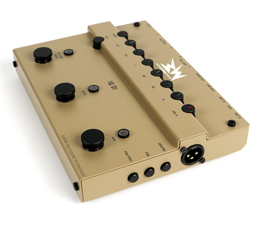 Lehle 《リール》 Acouswitch IQ DI 【Acoustic Preamp DI】